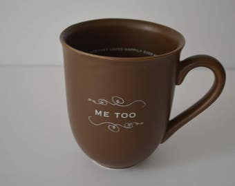 And they loved happily ever after.  Love Mug