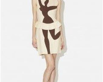 Moschino Couture summer dress vintage