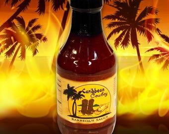 Caribbean Cowboy Original BBQ Sauce