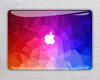 geometric pattern macbook decal geometric shapes macbook sticker triangle macbook skin macbook cover macbook pro skin macbook air 13 FSM012