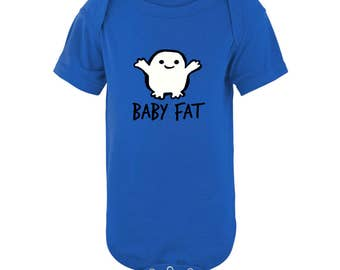 Adipose Baby Fat Doctor Who bodysuit