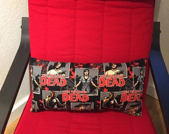 The Walking Dead/laying down your sleepy head pillow