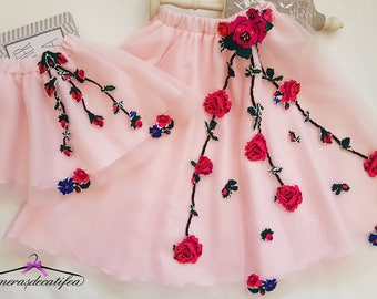 Mother Daughter matching dress Mommy and Me dresses Mom Baby Skirt Mommy and Me Matching Tutu Set Mother Daughter Outfits Clothing Women