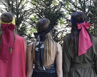 """Headband Bow Band """""""