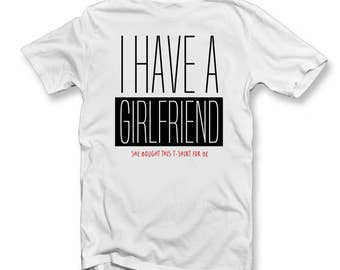 Girlfriend t shirt | Etsy