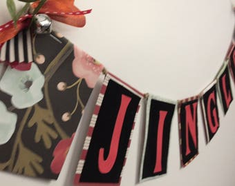 JINGLE Word Garland