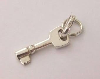 Authentic Links of London Sterling Silver Door Key 21st Birthday Sweetie Charm
