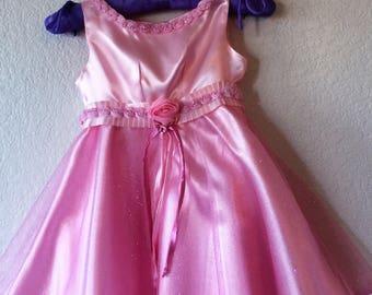 Girls Custom Dress