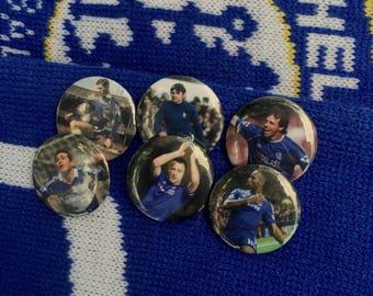 chelsea fc legends button pack