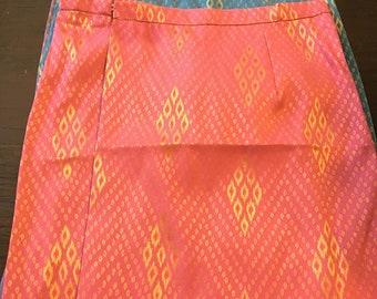 Tradtional Cambodian/Thai/Laos Long Skirt