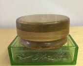 Fascinator hat block, pillbox, millinery, hatmaking