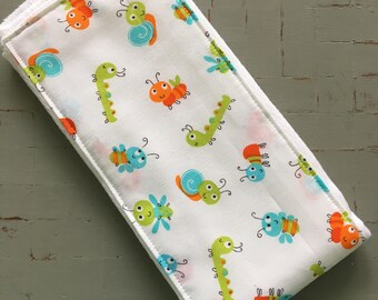 Burp Cloth//Little Critters Burp Cloth