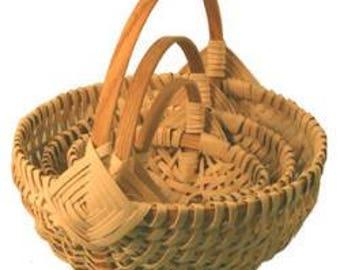 Nested Set of Melon Baskets Kit