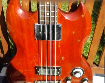 gibson eb3 bass guitar
