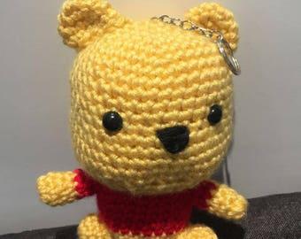Chibi Winnie the Pooh Amigurumi