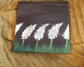 White Winds Painting
