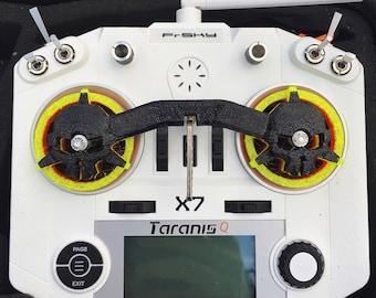 Flexible QX7 Taranis Gimbal Protector