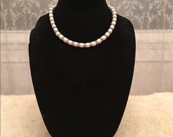 Cultural Pearls  Necklace. Free domestic shipping