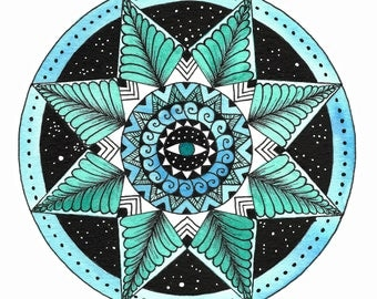 Mandala Project: Thursday