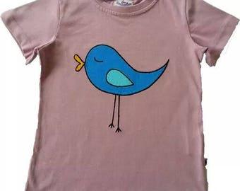 Short sleeve Bird t-shirt
