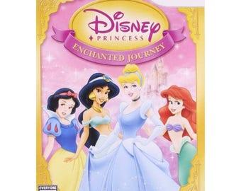 Disney Princess   Enchanted Journey   Wii