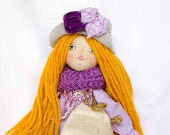 Tilda Doll, Handmade doll