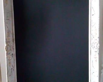 Chalk board frame - Shabby Chic
