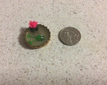 Frog Bottlecap Pond