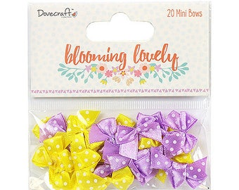 Blooming Lovely Mini Bows
