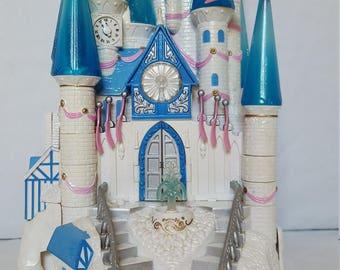 Vintage Trendmaster Disney Cinderella Castle Playset Polly Pocket Starcastle