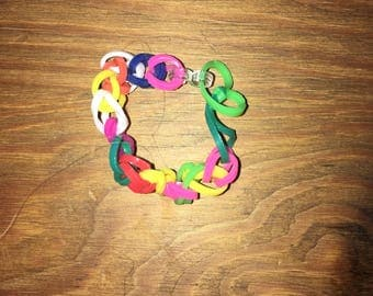 Rainbow Colored Bracelet