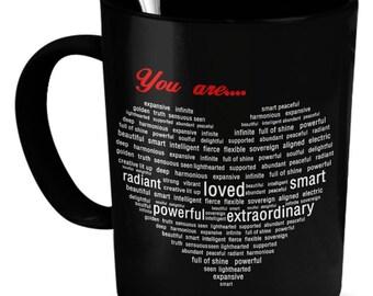 You Are Loved Mug - Inspirational Coffee Mug Gift