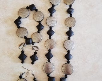 Moonlight Jewelry Set
