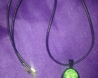 Black or blue Jacksepticeye Anti necklace