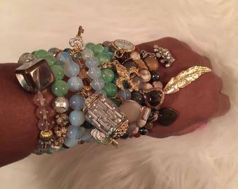 Custom Beaded Bracelets