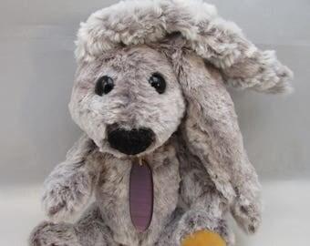 "OOAK rabbit 8"" Loppy"
