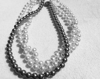 Jack E Oh Gray Pearls