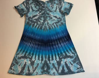 Tie Dyed Dress XL