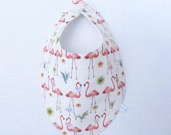 bavoir bandana foulard bébé fille 0/24 mois