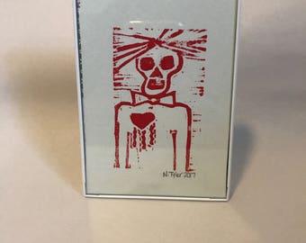 Zombie Skull Guy