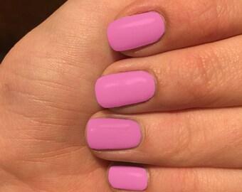 Soft Pink nail wraps, Bubble Gum pink nail polish wraps, pink nail wraps, blush pink nail wraps, bachelorette party favor