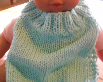 Breezy Baby Bib and Washcloth Set