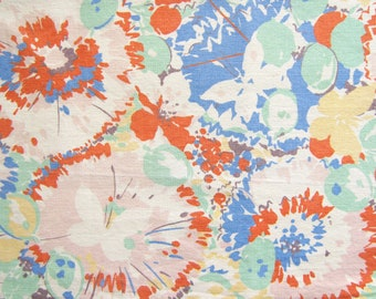 Vintage 1980's Collier Campbell Fabric - Honesty