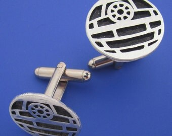 Death Star Cufflinks
