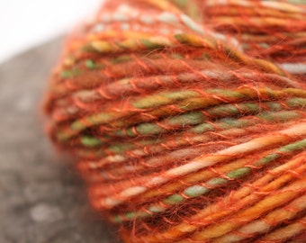 Taco - Handspun Art Yarn