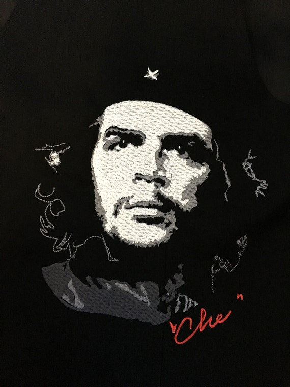 Che Guevara - Embroidery Pattern