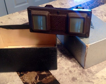 Tru-Vue Pictures with Depth Viewer and 8 Rolls