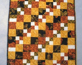Fall wallhanging - gorgeous colors!