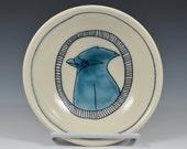 Small Cardinal Bowl