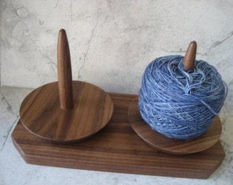 Double Knit Spinner (Black Walnut)